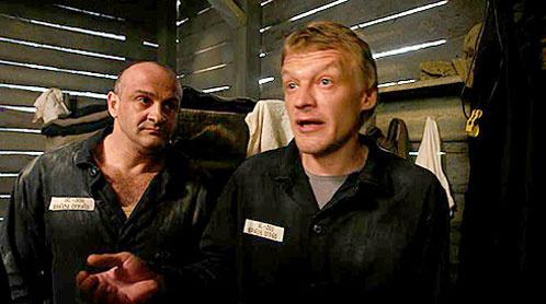 Кадр из фильма Стая (2009)