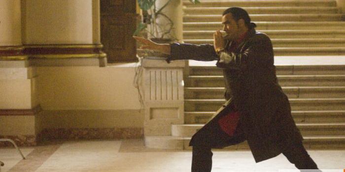 Сцена из фильма Тени прошлого (2006)