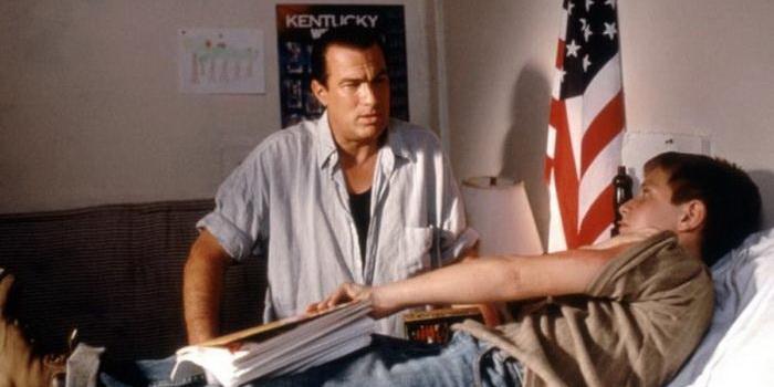 Кадр из фильма Огонь из преисподней (1997)