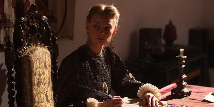 Персонажи из фильма Кровавая леди Батори (2015)