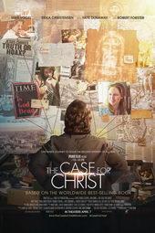 Постер к фильму Христос под следствием (2017)