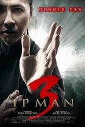 Плакат из фильма Ип Ман 3D (2015)