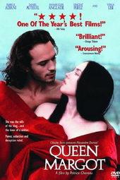 Плакат к фильму Королева Марго(1994)
