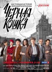 Плакат к сериалу Черная кошка (2016)