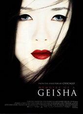 Афиша к фильму Мемуары гейши (2005)