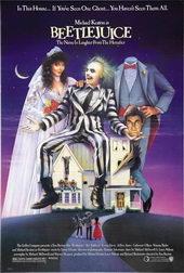 Постер к фильму Битлджус (1988)