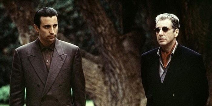 Кадр из фильма Крестный отец 3 (1990)