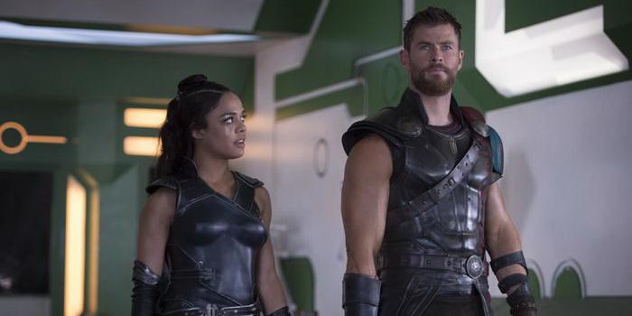 Кадр из фильма Тор: Рагнарек (2017)