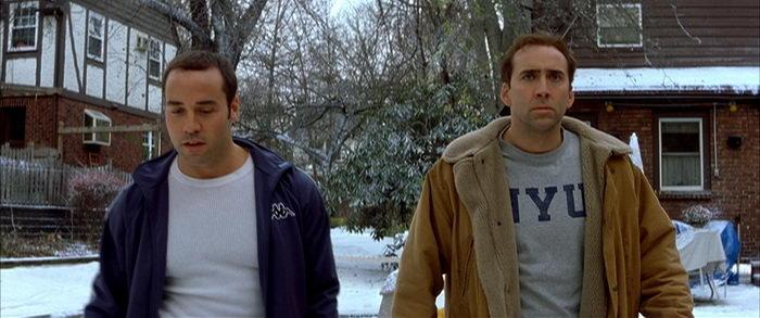 Кадр из фильма Семьянин (2000)