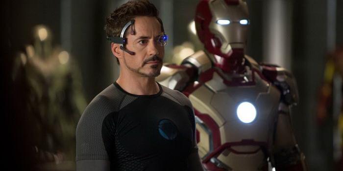 Кадр из фильма Железный человек 3 (2013)