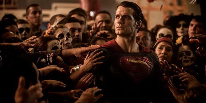 Сцена из фильма Бэтмен против Супермена: На заре справедливости (2016)
