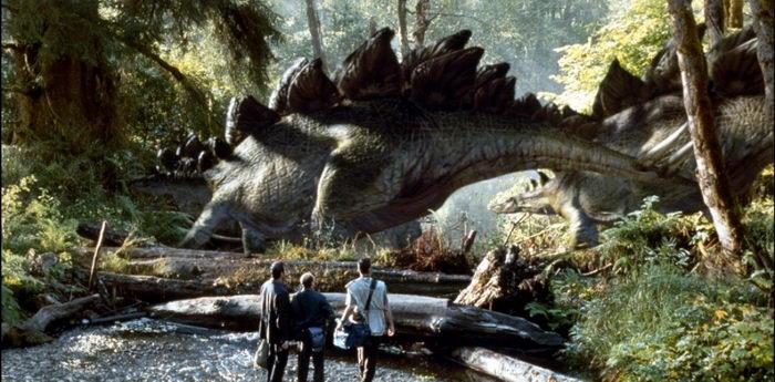 Кадр из фильма Парк Юрского периода 2: Затерянный мир (1997)