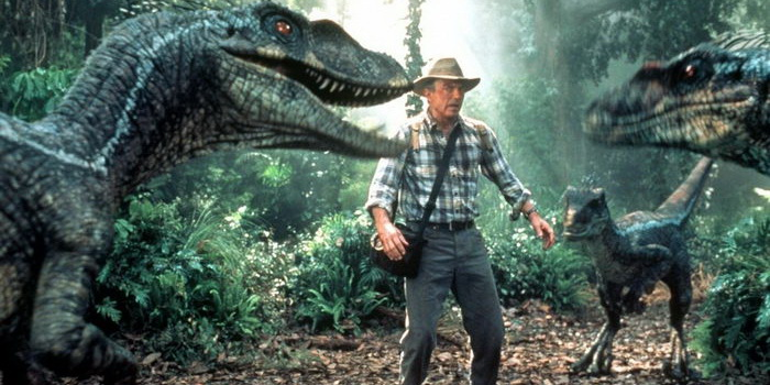 Сцена из фильма Парк Юрского периода 3 (2001)