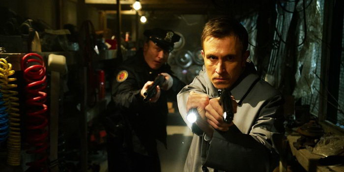 Сцена из фильма Пила 3D (2010)