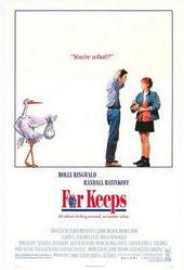 Плакат к фильму Надолго ли? (1988)
