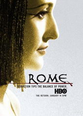 Постер к сериалу Рим (2005)
