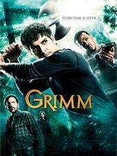 Афиша к сериалу Гримм (2011)