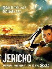 Афиша к сериалу Иерихон (2006)