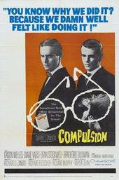 Плакат к фильму Насилие (1959)
