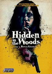 Афиша к фильму Спрятавшиеся в лесу (2012)