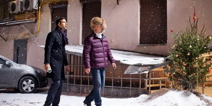 Кадр из фильма Елки 2 (2011)