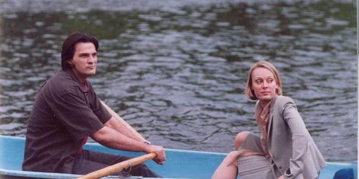 Сцена из фильма Богиня прайм-тайма(2005)