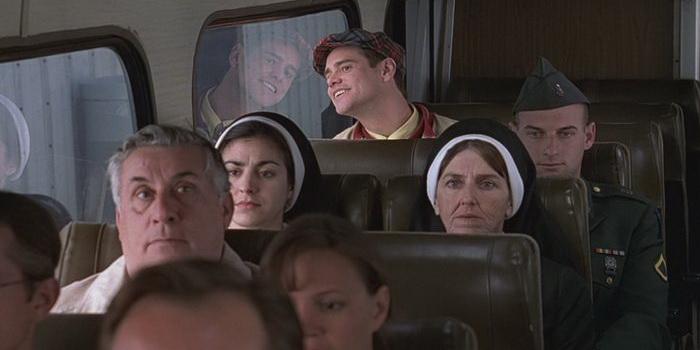 Сцена из фильма Шоу Трумана (1998)