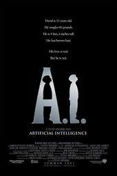 Постер к фильму Искусственный разум (2001)
