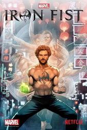 Постер к сериалу Железный кулак (2017)