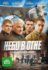 Постер к фильму Небо в огне (2010)