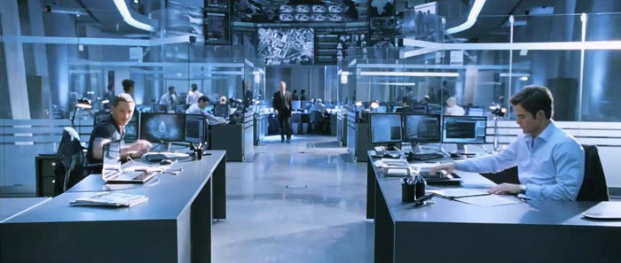 Сцена из фильма Значит, война (2012)