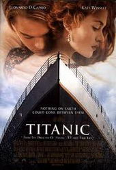 Плакат к фильму Титаник (1998)