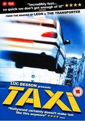 Афиша к фильму Такси (1998)