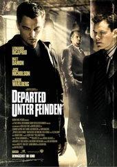 Плакат к фильму Отступники (2006)