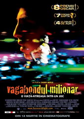 Афиша к фильму Миллионер из трущоб (2008)