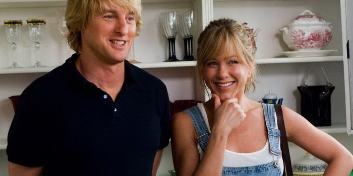 Кадр из фильма Марли и я (2009)