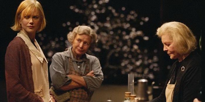 Кадр из фильма Догвилль (2003)