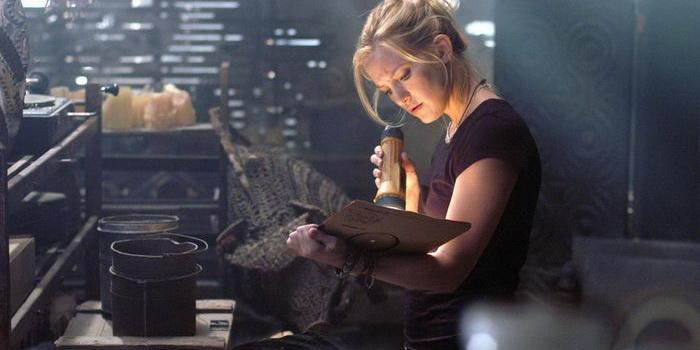 Кадр из фильма Ключ от всех дверей (2005)