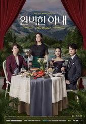 Плакат к сериалу Идеальная жена (2017)