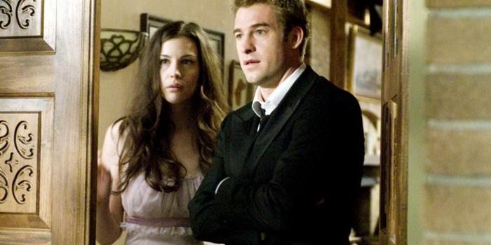 Персонажи из фильма Незнакомцы(2008)