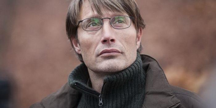 Персонаж из фильма Охота(2013)