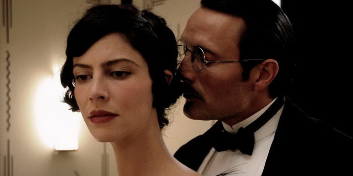 Кадр из фильма Коко Шанель и Игорь Стравинский (2009)