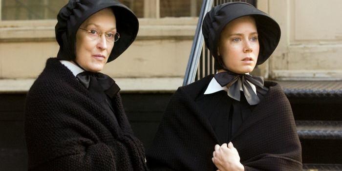 Персонажи из фильма Сомнение(2009)