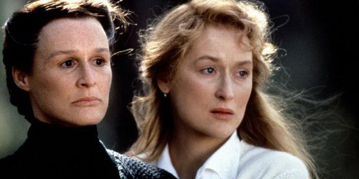 Кадр из фильма Дом духов(1993)