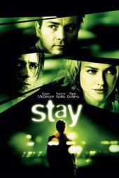 Плакат к фильму Останься (2005)