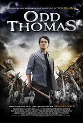 Плакат к фильму Странный Томас (2013)