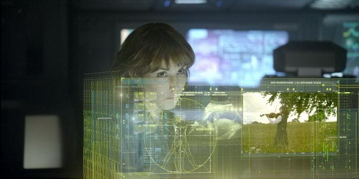 Кадр из фильма Прометей (2012)