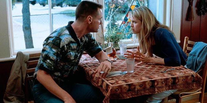Сцена из фильма Я, снова я и Ирэн (2000)
