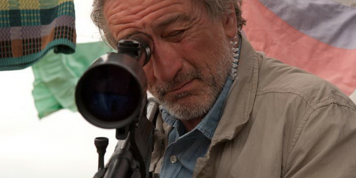 Персонаж из фильма Профессионал(2011)