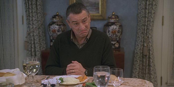 Сцена из фильма Знакомство с родителями(2001)
